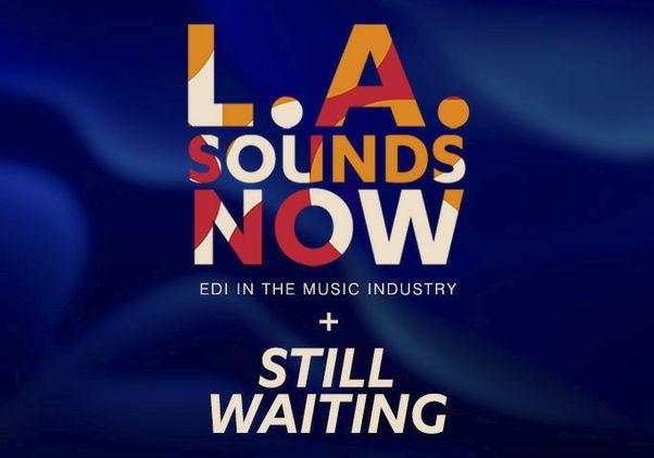 LA Sounds Now graphic