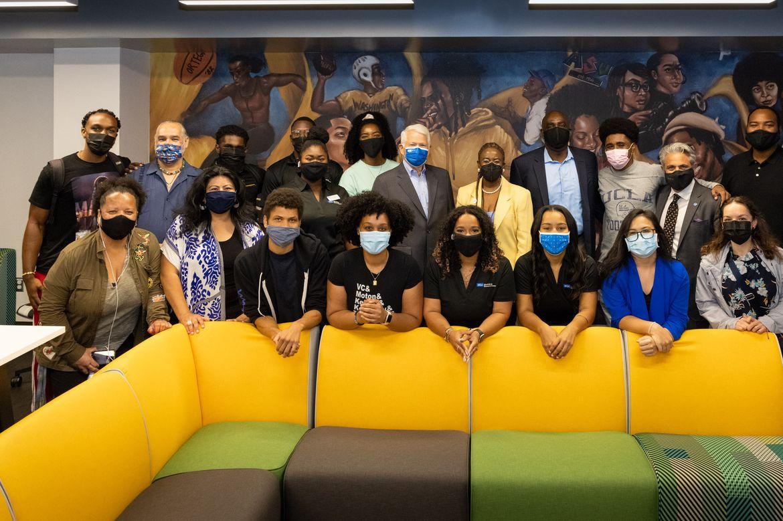 Black Bruin Resource Center opening