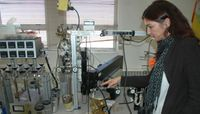 UNM Researchers Conduct Oxygen Isotope Analyses on Chelyabinsk Meteorite