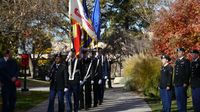 University of New Mexico Honors its Veterans