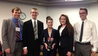 UNM Earns Top Honors in Ethics Competition