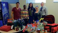 UNM Communication Students Aid Albuquerque Rescue Mission