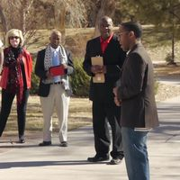 Hill Harper - Black History Month at UNM