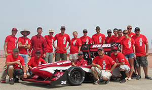 2013 LoboMotorSports team