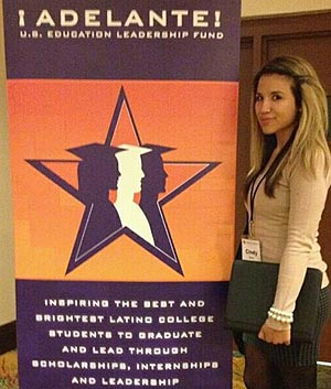 UNM Students Chosen for Selective Nationwide Leadership