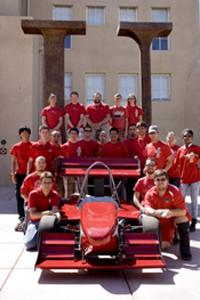 2013 UNM FSAE Racing Team
