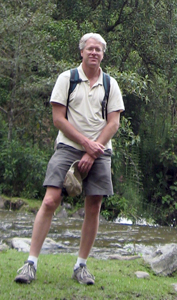 Les Field, UNM Asst. Professor of Anthropology