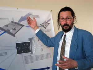 Andrea Mammoli, director, CEET