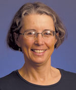 Stephanie Forrest, chair of Computer Science