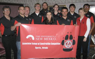 2012 UNM Team
