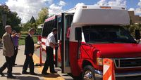 "UNM's ""Where's My Bus?"" App Expands to Add Shuttle Service"
