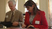 UNM Collaborates with Hungarian College