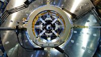 U.S. Scientists Celebrate Nobel Prize for Higgs Discovery