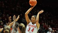 A Lobo Scholar On and Off the Court