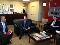 Taiwan Delegation Visits UNM, Albuquerque