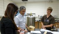 UNM Professor Leads Team Exploring Nuclear Fission