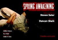 Theatre and Dance Presents 'Spring Awakening'