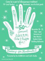 50th Annual ASUNM Arts & Crafts Fair Set for Nov. 20-22