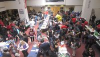 UNM Student Activities hosts Spring Welcome Back Days