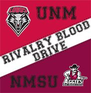 UNM victorious in blood drive competition