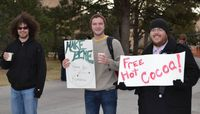 Student Affairs hosts National Random Acts of Kindness Week