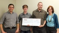 UNM wins big with mobile application contest