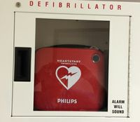 Center for Occupational Health Promotion offers defibrillator mini-grants