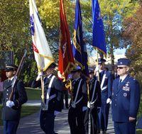 University of New Mexico salutes its veterans Wednesday, Nov. 11