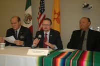 UNM receives $70K from Mexican Consul