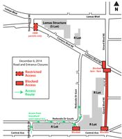 UNM expects high-traffic areas for weekend festivities