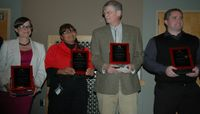 2014 Gerald W. May Award winners honored