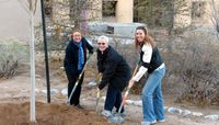 Staff Environment Committee celebrates Arbor Day