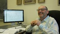 Deutsch named UNM's 59th Annual Research Lecturer