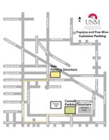 UNM traffic congestion anticipated April 27