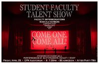 School of Architecture and Planning hosts talent show
