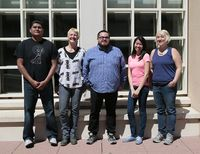 Center for Southwest Research celebrates graduate fellows