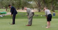 UNM North Golf Course improvements dedicated