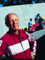 Russell receives Formula SAE's highest honor