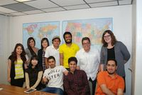 UNM English prep class blazes trail in ESL instruction