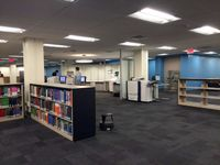Zimmerman Library Learning Commons provides students room to think
