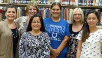 UNM Libraries welcomes five student scholars