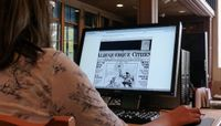 University Libraries receives grant to digitize newspapers