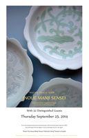 Japanese porcelain artist to visit UNM