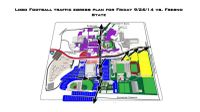 UNM Athletics implements new traffic plan for Friday night's game