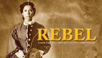 Crossdressing, Confederate soldier movie, 'Rebel,' airs at UNM