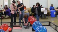 Young innovators gear up for VEX Robotics Competition