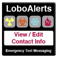 UNM to test emergency notification systems
