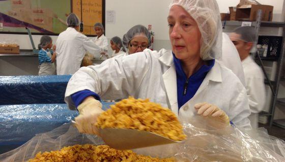 Food Bank Volunteer Hub
