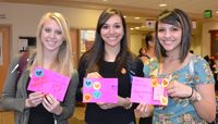 UNM celebrates Random Acts of Kindness Week