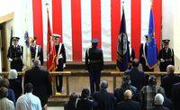 UNM celebrates Veterans Day